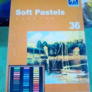 Soft Pastel Drawing Chalk