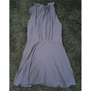 Keepsake Navy blue dress Sz 10