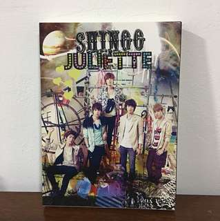 SHINee Juliette Japan Special Ed