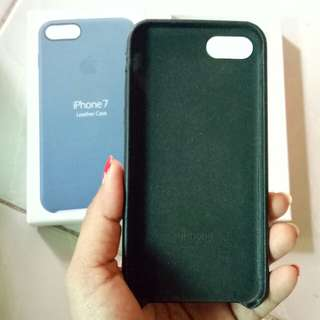 Casing kulit Iphone 7