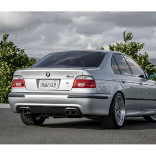 BMW 5 Series E39 M5 Bodykit