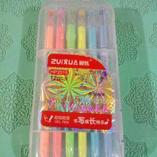 Waterchalk Pens 12pcs