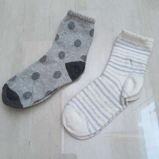 H&M girl Socks