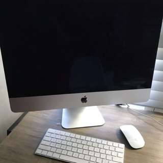 Apple iMac Desktop 21.5 Inches Excellent Condition