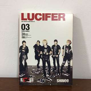 SHINee Lucifer Japan Ed