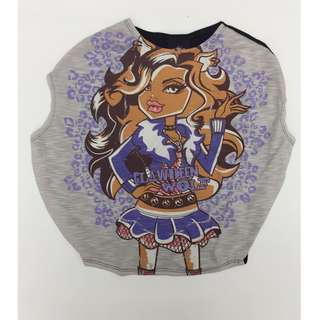 Clawdeen Wolf Blouse