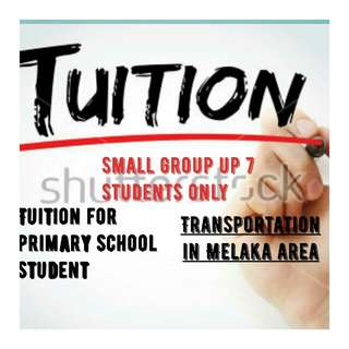 Tuition for primary School students