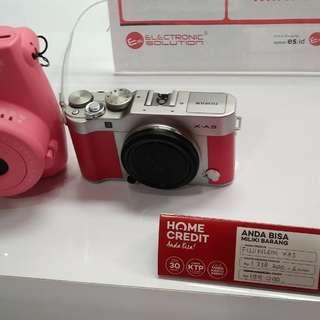 Fujifilm XA3 Bisa Dicicil Bunga 0% DP 0%