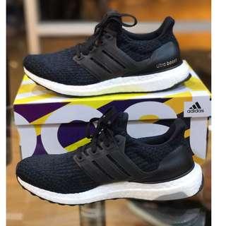 Adidas Ultraboost W Black VVNDS Like New Under Retail Parah boss!