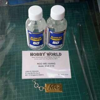 Mr.Hobby Mr. Color Thinner 50ml sjsjsj