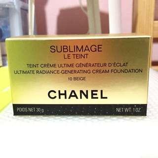 Chanel Sublimage Le Teint (10 Beige)