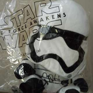 Star Wars Stormtrooper Plush Collectible