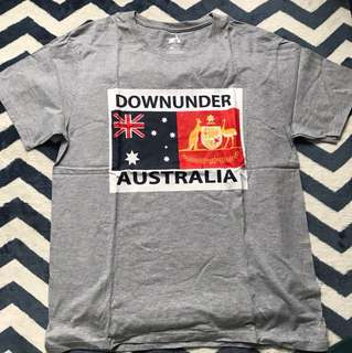 T shirt from ausie (kaos agak tebal ya) uk L besar