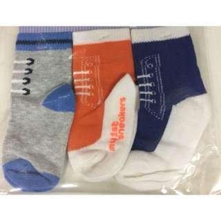 Baby 3pack socks