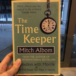 Mitch Albom - The Time Keeper