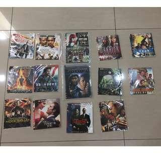 14 Adult DVD's