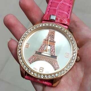 Jam tangan bel paris