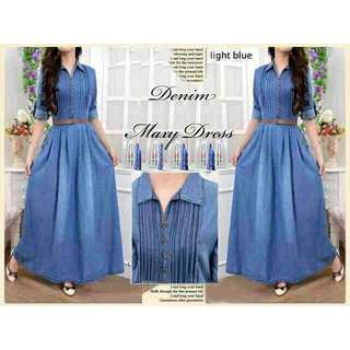 Dress 2in1 Rample Denim