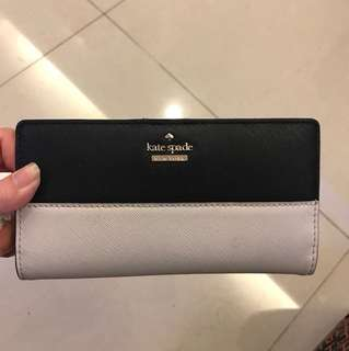 Kate spade Wallet 8成新 with kate spade 盒