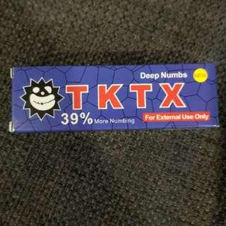 TKTX 39% Numb Cream