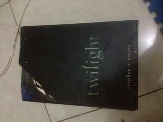 Novel twilight full series