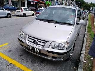 Hyundai Matrix 1.6 Auto Year 2005