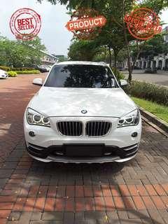BMW X1 Sdrive Xline Executive At 2014
