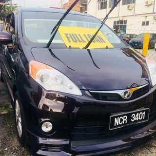 Perodua alza 1.5 advance