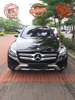 Mercedes Benz GLC250 Exclusive Black on Black 2016