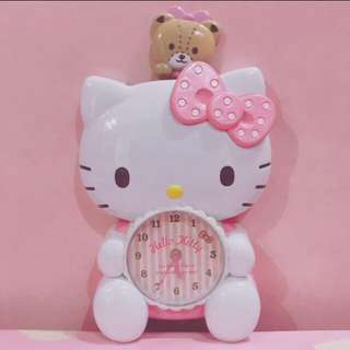 Wall Clock Hello Kitty and My Melody