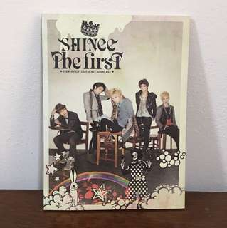 SHINee The First