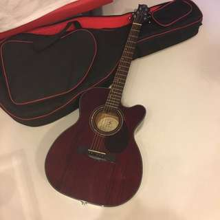Acoustic guitar - electric