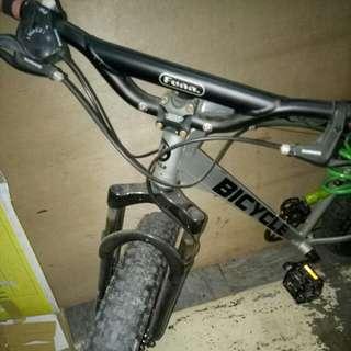 Puma fat bike