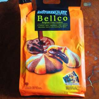MyBizcuit Cookies - Bellco Belgium Chocolate