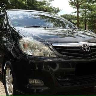 Toyota Innova G Bensin A/T 2008