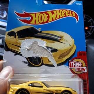 Hot Wheels SRT Viper