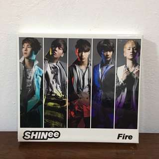 SHINee Fire Special Ed