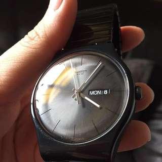 Women's swatch watch