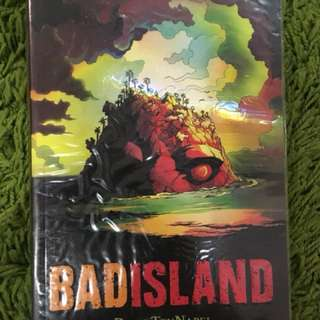 Bad island Doug tennapel