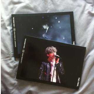 [WTS] BTS JUNGKOOK & TAEHYUNG/V THE WINGS FINAL ESSAY BOOK
