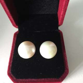 Palawan Fresh Water Pearl Earrings