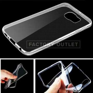 High Quality 99.9% Clear Transparent Silicone TPU BackCase For Your iPhone / Samsung / Sony / Huawei / Xiaomi / LG / OnePlus / Google Mobile Phones.