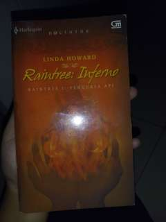 NOVEL TRANSLATE (LINDA HOWARD - Raintree : Inferno)