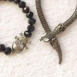Grungy Bracelets