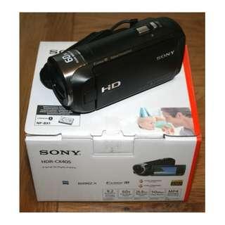 保內公司貨 Sony CX405 攝影機 非CX240