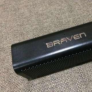 Bluetooth Speaker (BRAVEN 705) Black