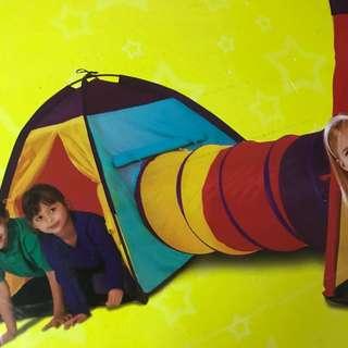 Tent ⛺️ adventures set
