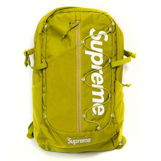 SUPREME 名牌背包 Supreme 210D Cordura Ripstop Nylon 20L Backpack (日本寄出)
