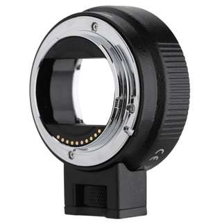 (NEW) LENS ADAPTER FOR CANON LENS TO SONY E-MOUNT CAMERA BODY - AUTO FOCUS