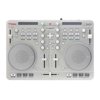 Vestax Spin 2 USB MIDI & AUDIO Controller